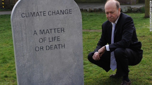 James Hansen says environmentalists and world leaders must accept nuclear power now to avoid catastrophic climate change.