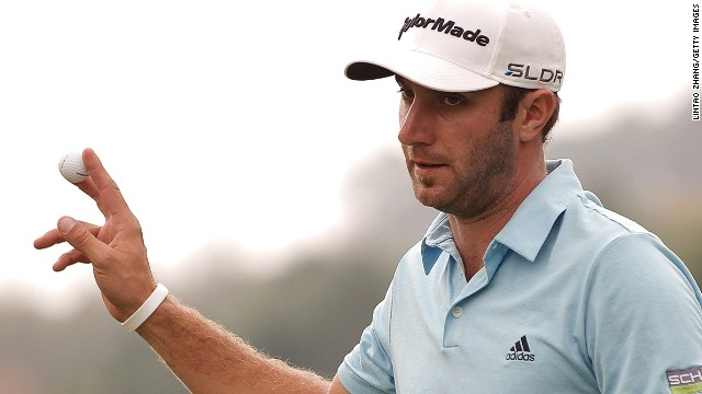 Dustin Johnson has announced he will take a break from golf effective immediately.
