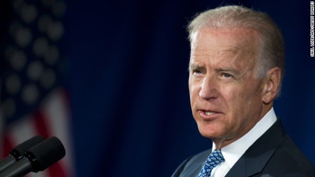 Biden: Not on 'God's green Earth' was I going to stay silent on same-sex marriage