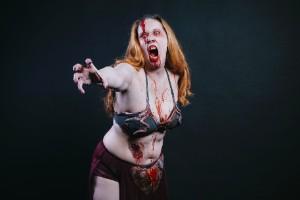La convención de 'The Walking Dead'