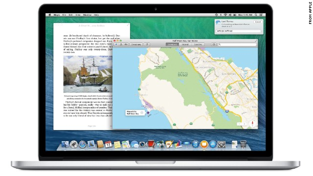 Apple's new Mavericks OS includes a powerful suite of tools that can extend your laptop's battery life.