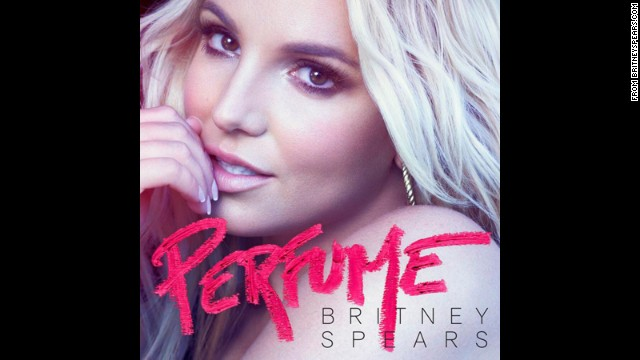 Britney Spears' new single: 'Perfume'