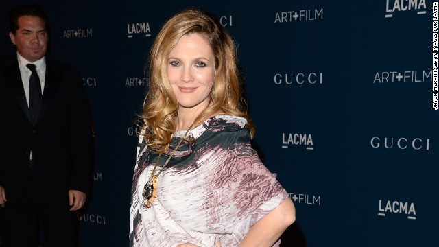 Drew Barrymore opens up on second pregnancy