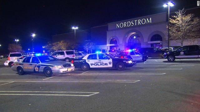 Shooter On The Loose At New Jersey Mall Cnn Com