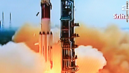 India's spacecraft inches closer to Mars
