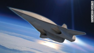 'Son of Blackbird': Plan for a new spy plane