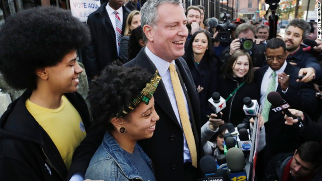 Photos: New York elects new mayor