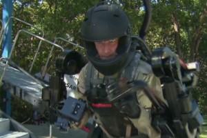 El traje de 'Iron Man' para soldados de EE.UU.