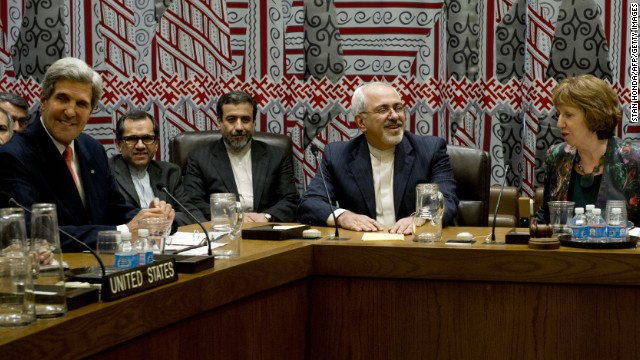 U.S. and Iran see nuclear deal differently