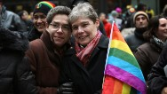 GOP split on same-sex marriage