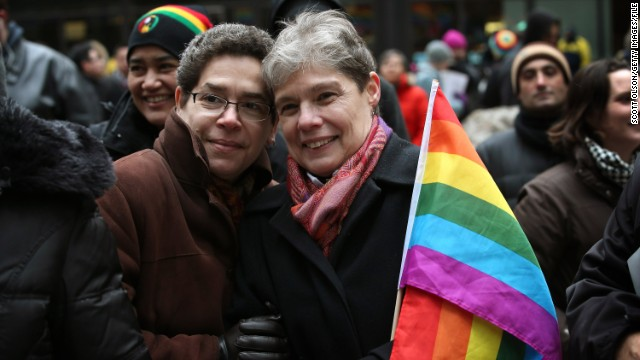 Illinois is now poised to become the 15th state to allow same-sex marriage after legislation passed both houses of the state's General Assembly on Tuesday.