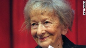 Wisława Szymborska was Poland\'s first Nobel laureate for literature.