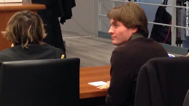 Photos: Amanda Knox and Raffaele Sollecito at trial