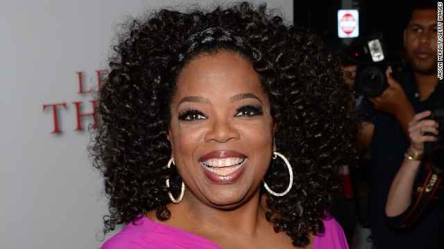 Oprah Winfrey at the premiere of Lee Daniels' The Butler' at Regal Cinemas L.A. Live in August 2013 in Los Angeles, California.