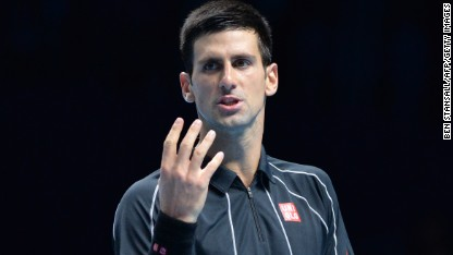 Tennis: Djokovic teams up with Becker