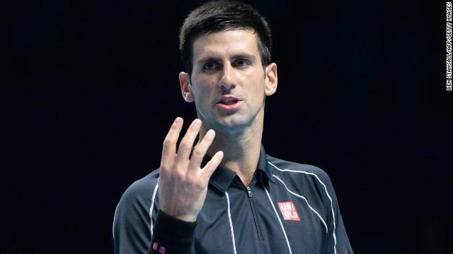 """""""Djokovic no tiene idea de lo que hacemos"""", dice la Agencia Antidopaje"""