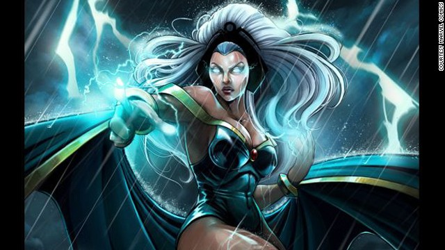 Is Storm The Greatest Female Hero In Marvel History Or Just The Most