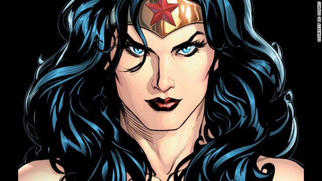 Princess Diana of Themyscira, Wonder Woman. First appearance in 1941. DC Universe.