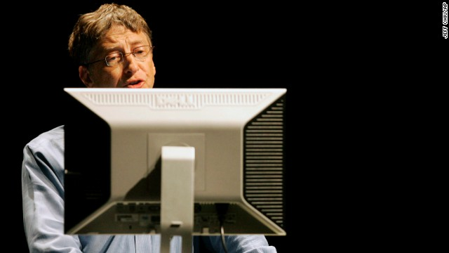 "<strong>Business executive:</strong> Bill Gates (<a href='https://twitter.com/BillGates' target='_blank'>@BillGates</a>) has 14.9 million followers. His bio reads: ""Sharing things I'm learning through my foundation work and other interests..."""