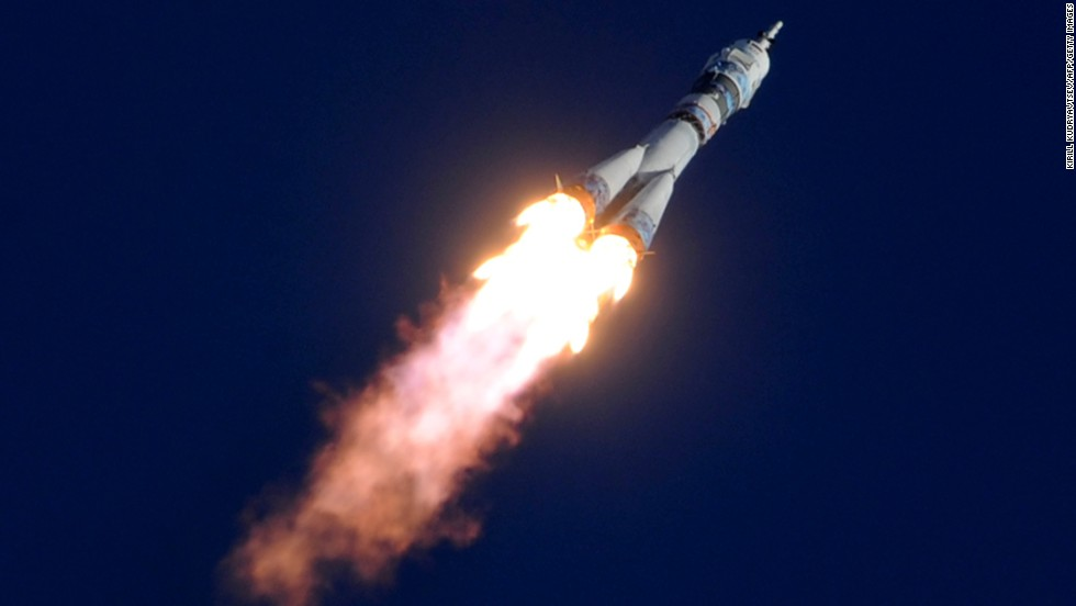 Sochi 2014: la antorcha olímpica va al espacio