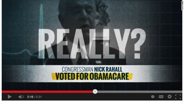 Conservative group continues to pile money into anti-Obamacare ads