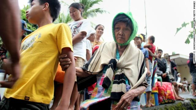 Photos: Super Typhoon Haiyan