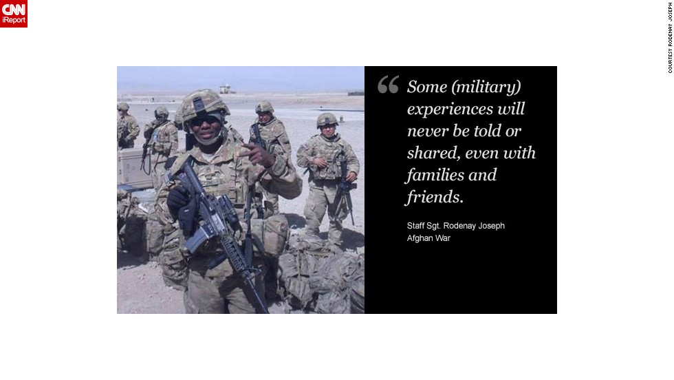 Lo que los veteranos quieren que sepamos