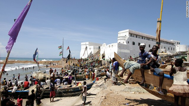 The once war-torn republics that form a patchwork between South Africa and Morocco are opening up to seaborne tourists.