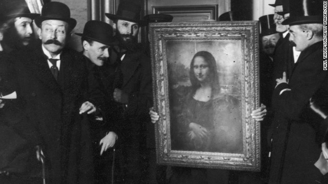 Mona Lisa: Greatest art theft in history?