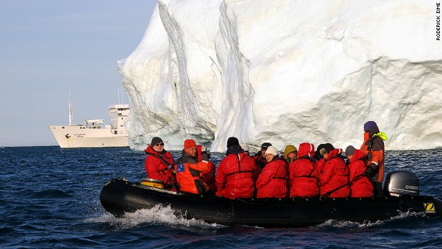 For centuries, people died trying to get through the treacherous Northwest Passage. With changing climates, the journey can now be completed with more confidence and your bragging rights enhanced without fear of death.