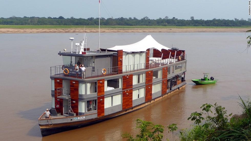 7. Reserva de Pacaya Samiria, Amazonas
