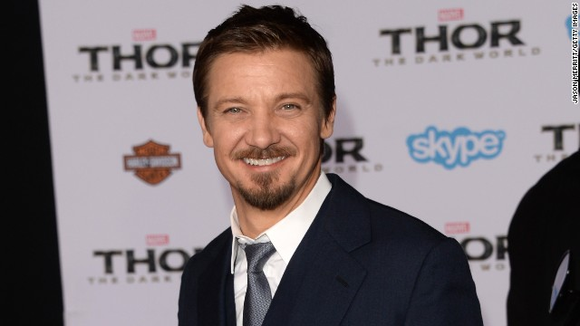 Overheard: Jeremy Renner on becoming a dad