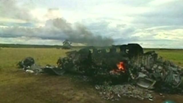 Cuatro pasajeros de avión incinerado en Venezuela descendieron en las Antillas