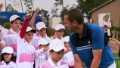Sergio Garcia gives back