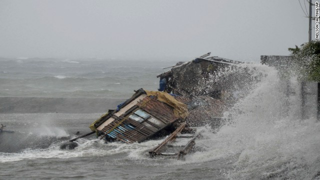 Photos: Super Typhoon Haiyan