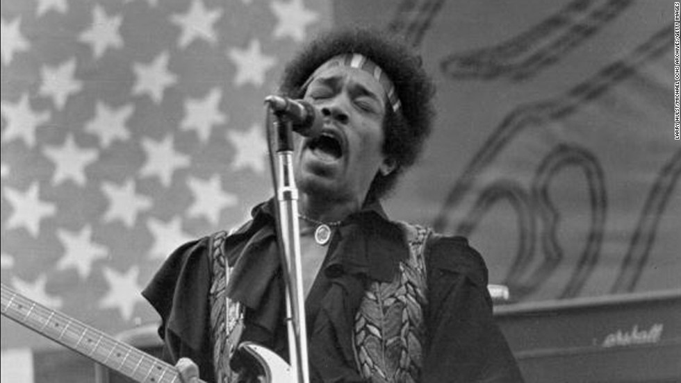 Jimi Hendrix enlisted in the army at age 18, but it wasn't exactly his idea. He got into trouble with the law and he was given a choice: prison or the Army, according to his biography on <a href='http://www.military.com/veteran-jobs/career-advice/military-transition/famous-veterans-jimi-hendrix.html' target='_blank'>military.com</a>. After about a year, the Army gave him an honorable discharge, despite his rebellious ways. His musical career quickly exploded after that. Click through to see more celebrities who have served our country.
