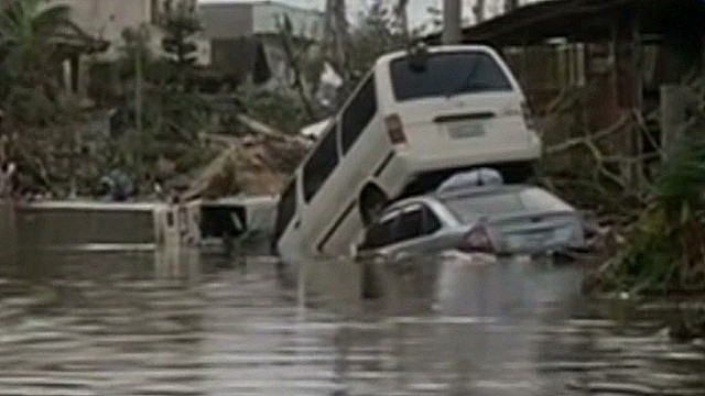 100 killed in one philippine city by super typhoon haiyan cnn com