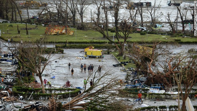 Typhoon death toll likely exceeds 1,000...