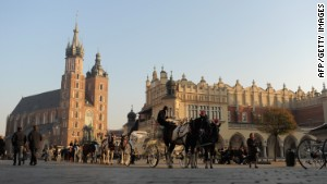 Krakow\'s medieval heritage is on show above and below ground.