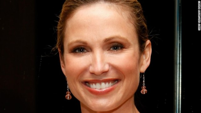 Amy Robach on cancer diagnosis: Prognosis is good
