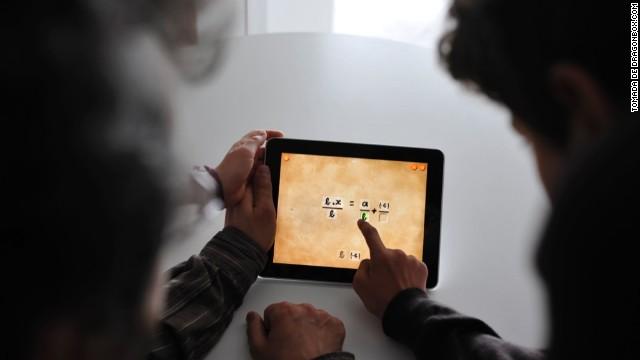Un videojuego enseña álgebra en pocas horas