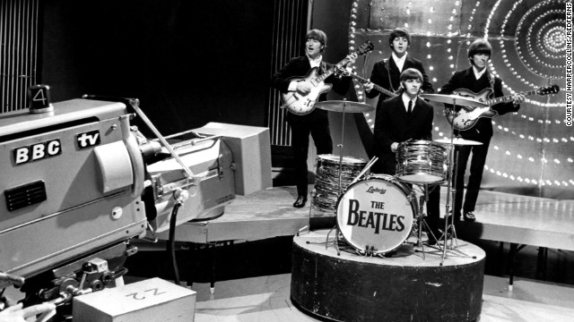 "The Beatles performed on Johnny Carson's ""Tonight Show."" Lennon and McCartney did visit ""Tonight"" on May 14, 1968, but they didn't perform -- and the guest host for the evening was Joe Garagiola. Ed McMahon was around, though."