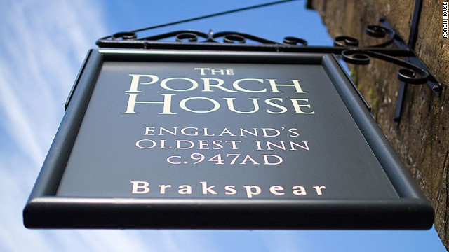 Sussing out the oldest pub in Britain