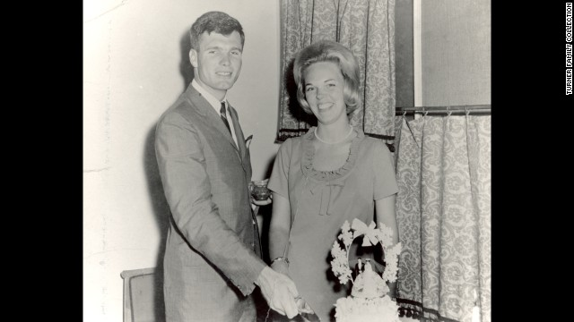 "Turner remarried in 1964, to Jane ""Janie"" Smith. The two had three children together -- Beau, Rhett and Jennie -- and were married for more than 20 years."