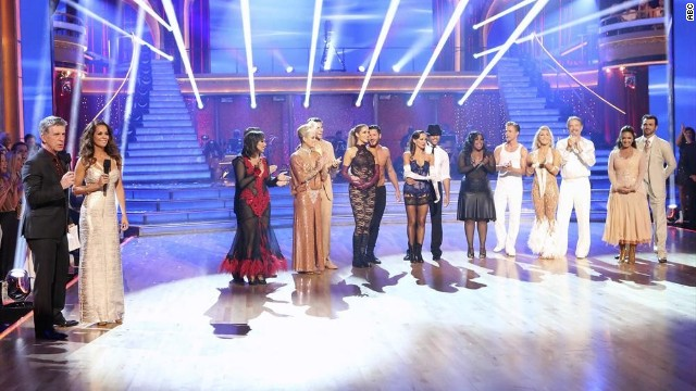 Shocking elimination on 'DWTS'