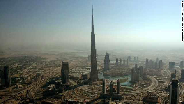 Photos: World\'s tallest buildings