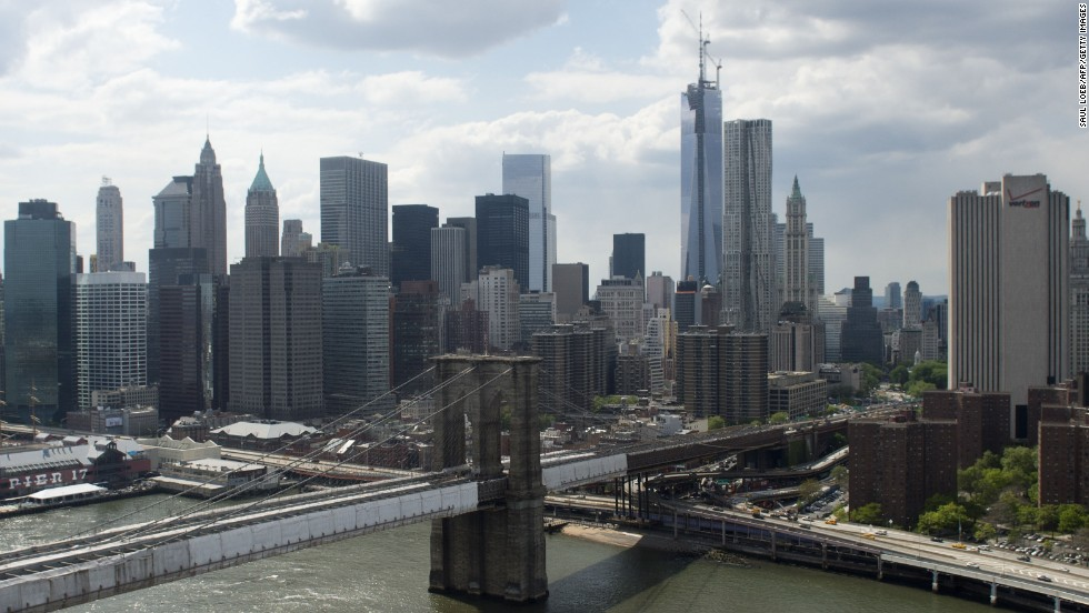 ... 1,451 feet. Click through the gallery to see the world's tallest