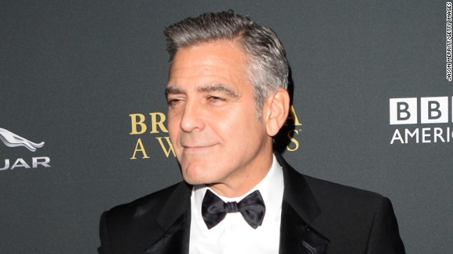 What we learned from George Clooney's AMA