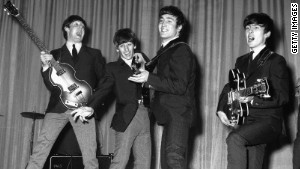 The Beatles\' energy and cleverness made them favorites on the BBC.