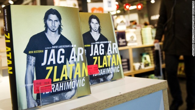 Ibrahimovic released his autobiography in Swedish in 2011, before it was later translated into English. Current Bayern coach Josep Guardiola, who Ibrahimovic played for at Barcelona, came in for criticism from Ibrahimovic.